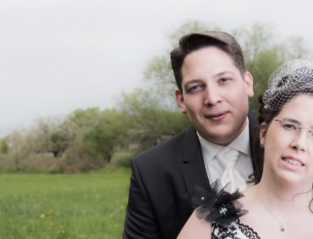 Hochzeit Dorothee Urban und Bernhardt Brand-Hofmeister