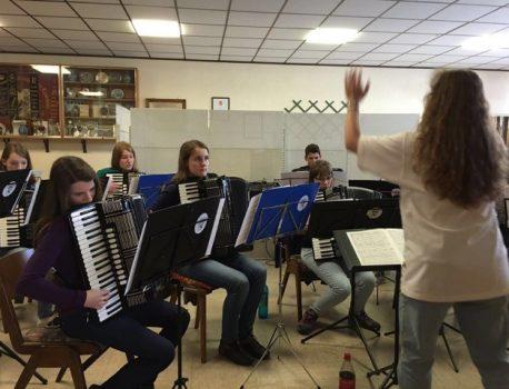 Probesamstag 2. Orchester