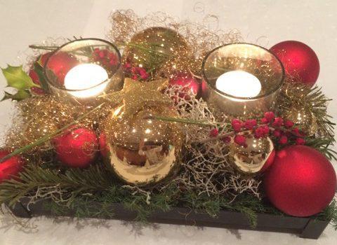 Gansessen-Weihnachtsfeier des HHS 2016