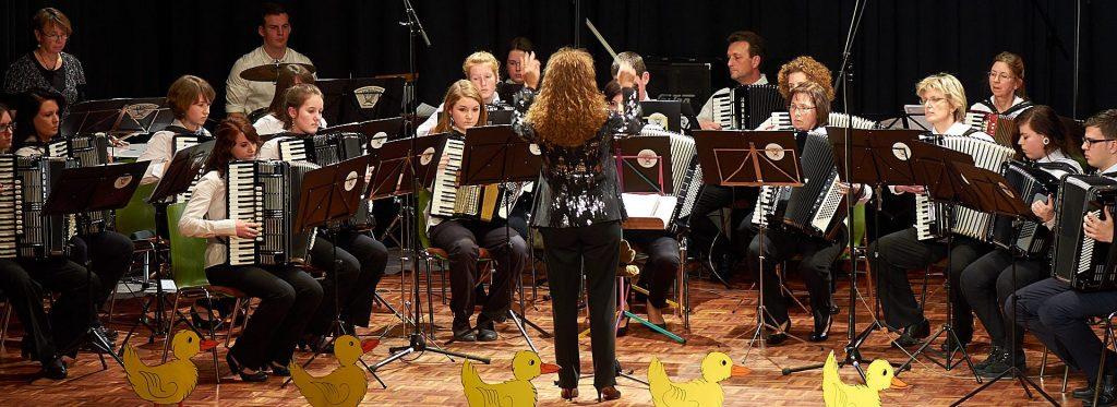 Konzert 2016 - Schülerorchester