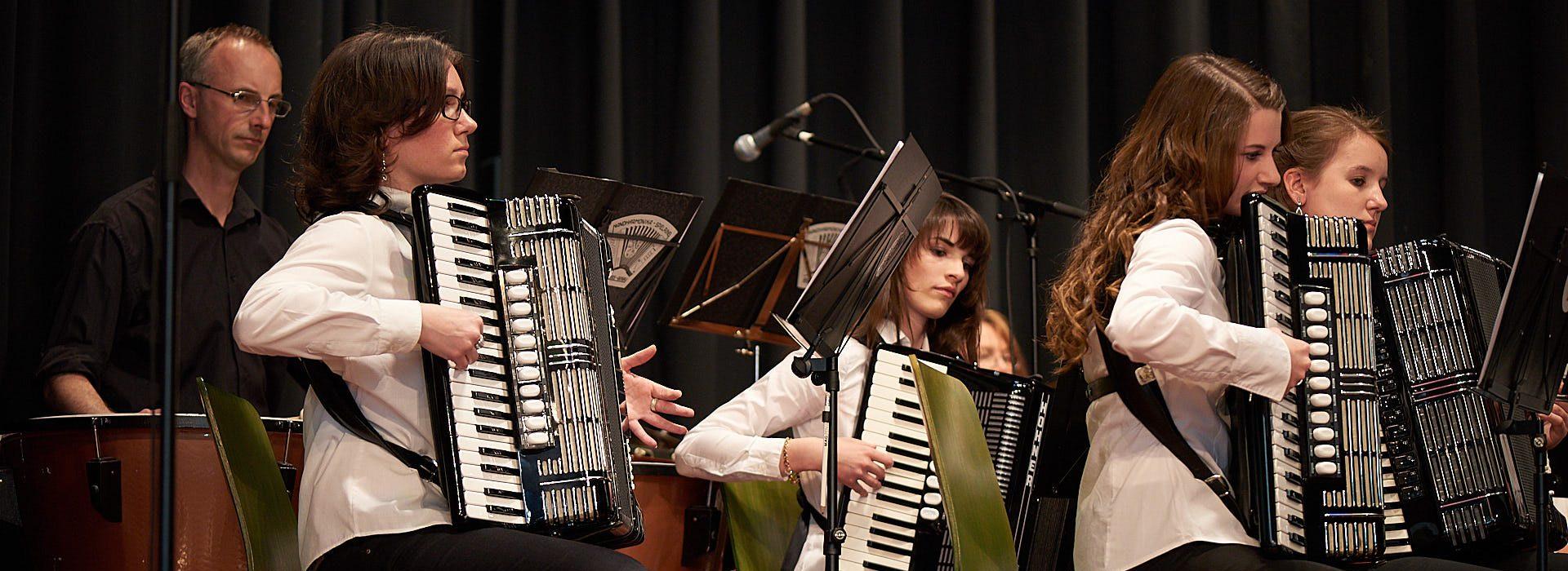 Konzert 2016 – 2. Orchester