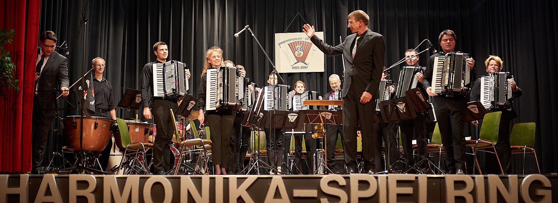 Konzert 2016 – 1. Orchester