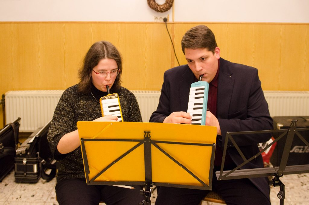 Melodika-Duo